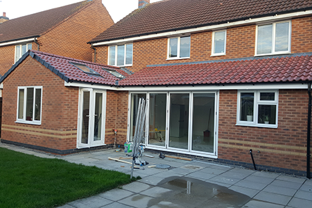 Extension (Chellaston, Derby)
